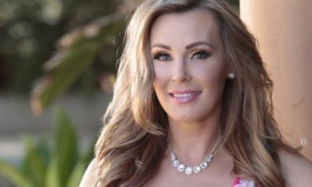 Tanya Tate talks to BBC News about Cilla Black