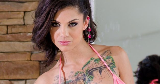 Bonnie Rotten, Joanna Angel 'Inked' Sex Issue
