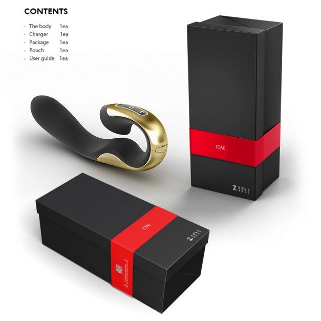Zini Roae 2.0 Love Luxury Rechargeable Vibrator