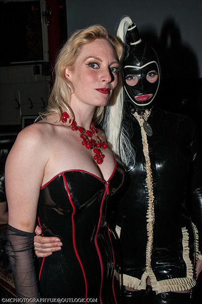 Rubber Cult is London's total rubber event