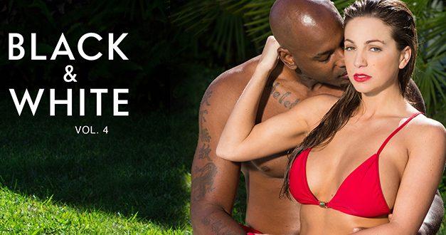 "BLACKED.com unveils ""Black & White 4"""