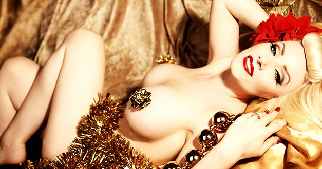 Sexhibition team brings Exhibitionism : Christmas