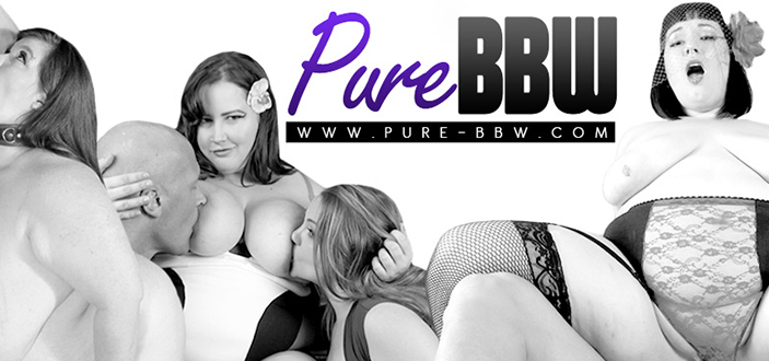 Christian XXX launches Pure-BBW.com - Home of the Hottest BBW Babes on the Web