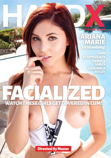 Ariana Marie – Facialized