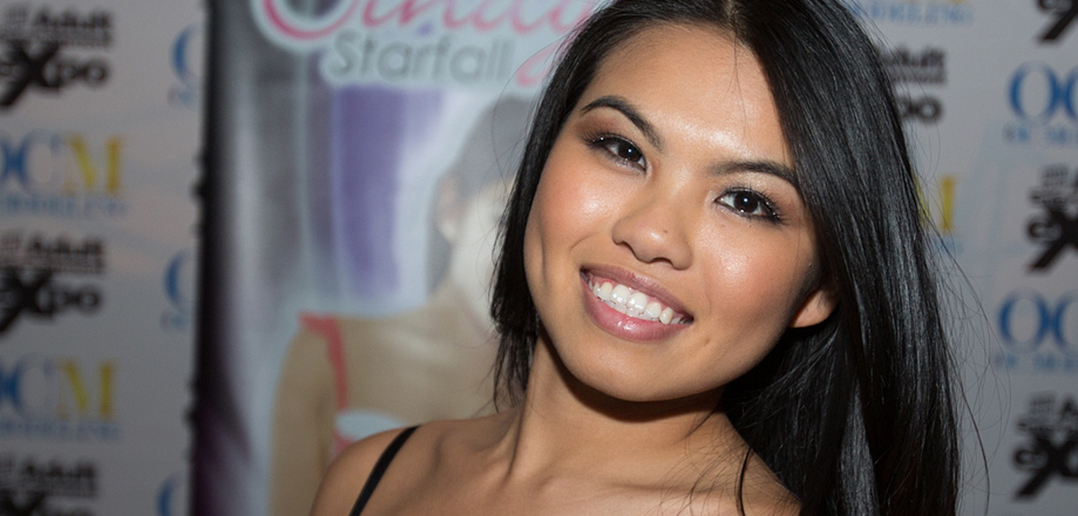 Cindy Starfall is at Hustler Club in Las Vegas