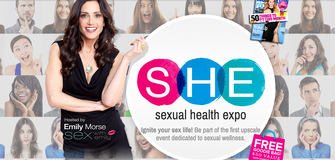 Sexual Health Expo – Dating talk with Dr. Emily Morse