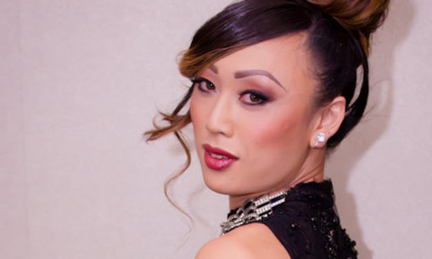 Venus Lux wins Transsexual Performer of the Year