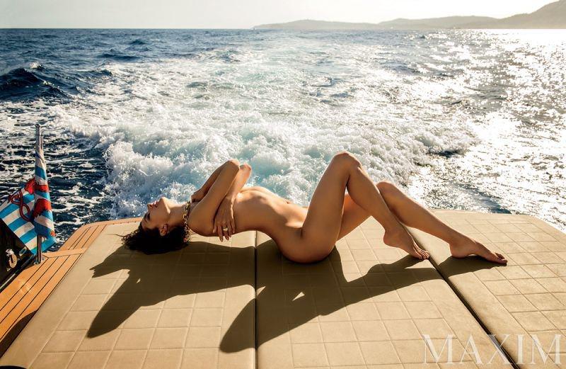 Alessandra Ambrosio – Maxim Magazine Photoshoot