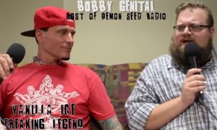 Demon Seed Radio interviews Vanilla Ice