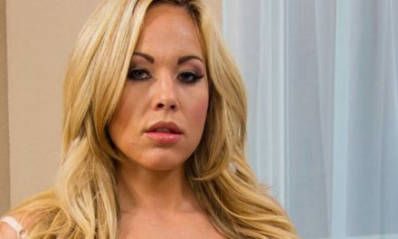 First interracial scene for Olivia Austin is out