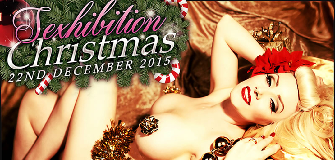 A Sexhibition Christmas move venue