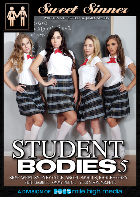 Mile High Media, Sweet Sinner, Student Bodies 5, Skye West, Sydney Cole, Angel Smalls