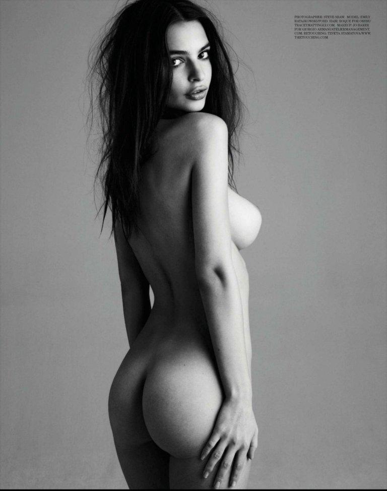 Emily Ratajkowski – Treats Magazine Photoshoot