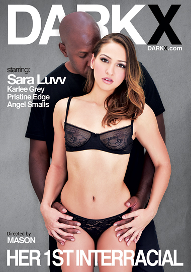 Sar Luvv: Dark X - Her 1st Interracial