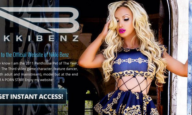 Nikki Benz official website launches