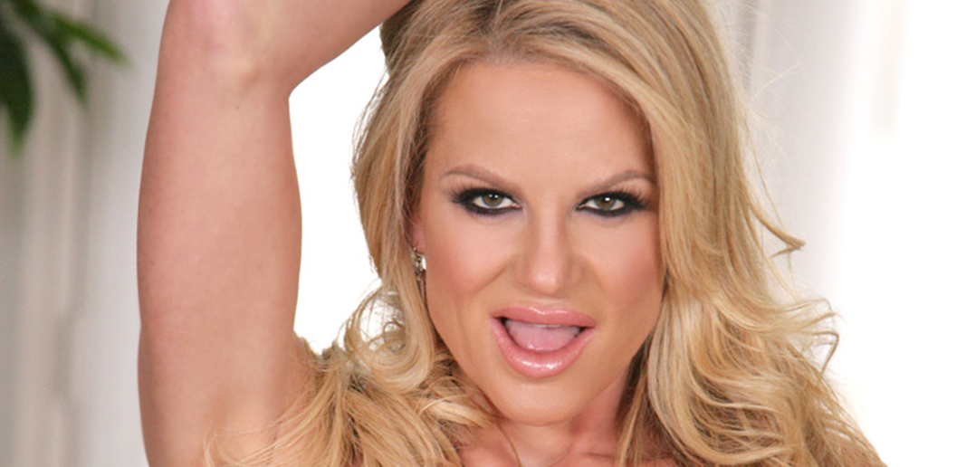 Kelly Madison and her 34FF breasts in new movie