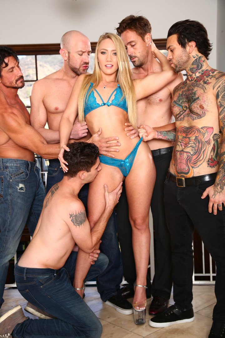 porn star AJ Applegate