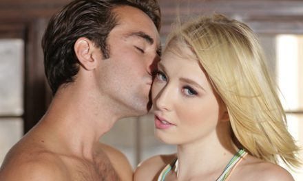 Casey Calvert & Angel Smalls in Sibling Rivalry 2