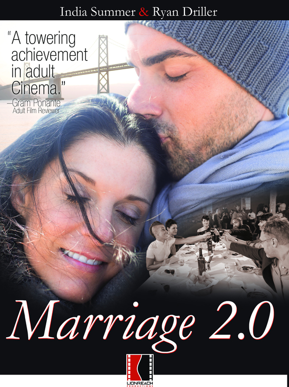 'Marriage 2.0', XBIZ Awards, India Summer, Ryan Driller, Dylan Ryan, Nina Hartley