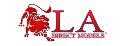 LA Direct Models logo