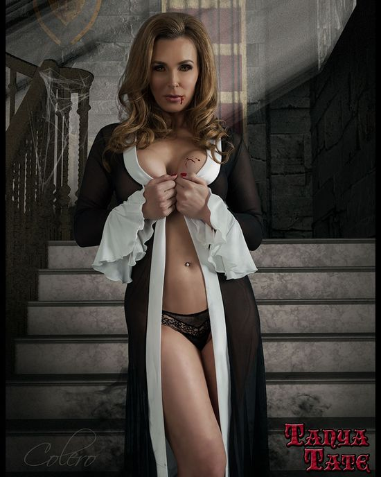 MILF, porn star Tanya Tate, geek blogger