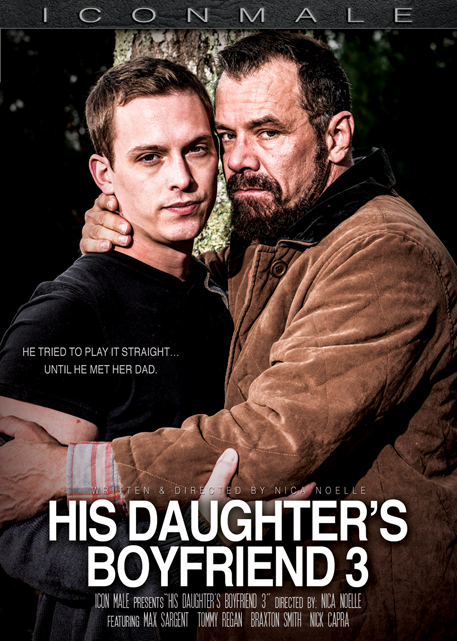 "Icon Male series ""His Daughter's Boyfriend 3"""