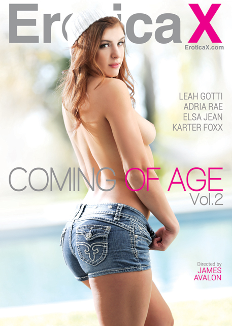 "Erotica X ""Coming of Age"""