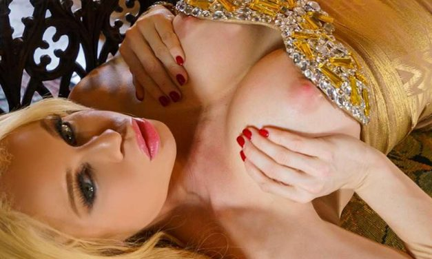 Nikki Delano featured in Penthouse Mag