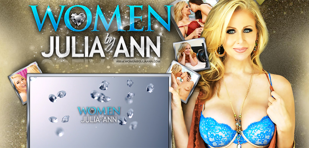 Julia Ann launches new website on Valentine's