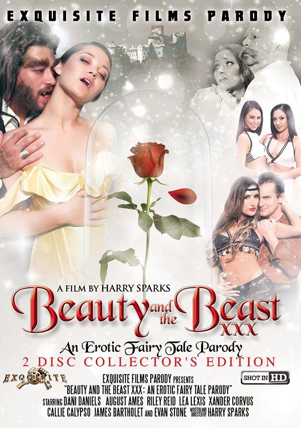 """""""Beauty & the Beast XXX"""" parody"""