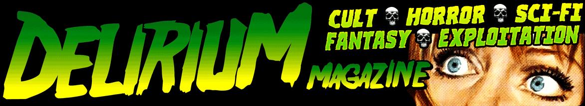 Delirium Magazine logo