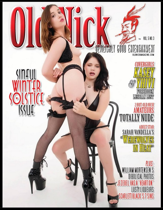 Sarah Vandella, Old Nick magazine