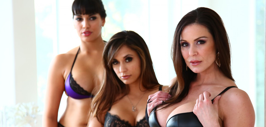 First directorial movie from Kendra Lust released