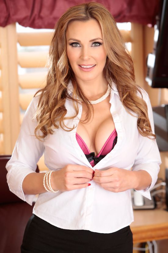 MILF Tanya Tate interview, XBiz
