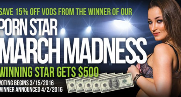 Gamelink.com Porn Star Madness Tournament