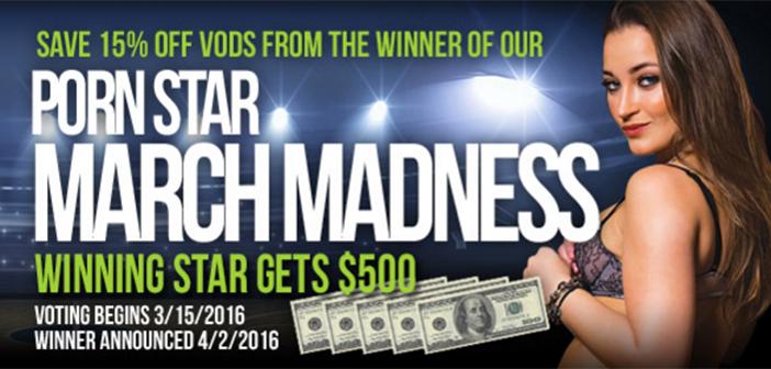 Gamelink.com Porn Star Madness Tournament