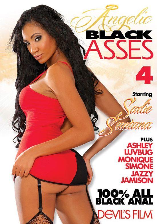 Sadie Santana Angelic Black Asses