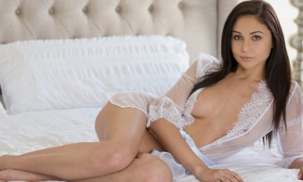 Ariana Marie releases first anal scene!