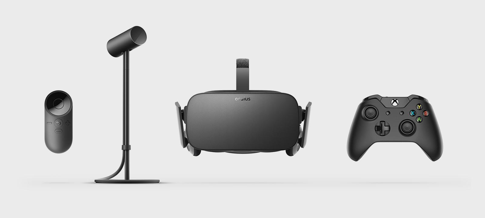 Oculus Rift, Oculus, virtual reality