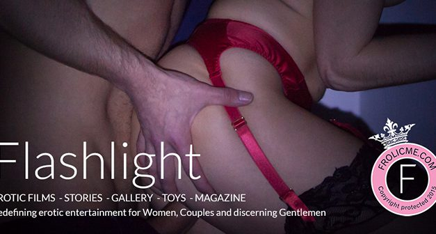 New from FrolicMe.com – Flashlight