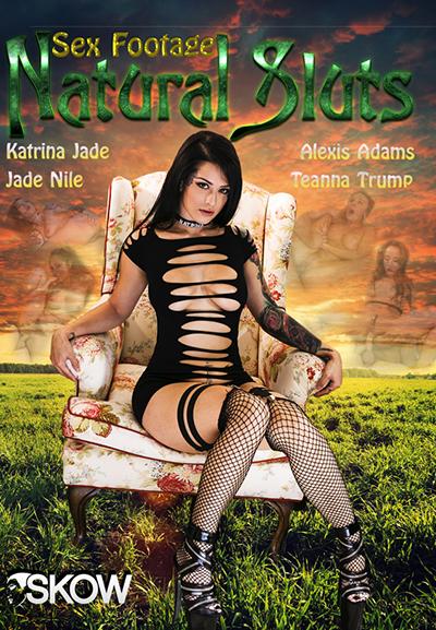 """B. Skow """"Sex Footage - Natural Sluts"""" cover"""