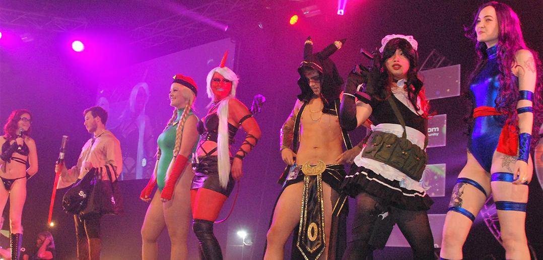 Cosplay at SEXPO Sydney massive success