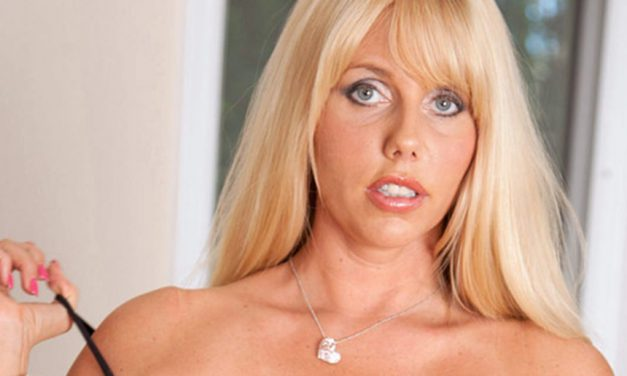 MILF Karen Fisher has 3 New DVDs out