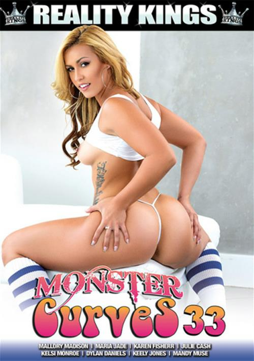 MILF Karen Fisher, Monster Curves Vol. 33