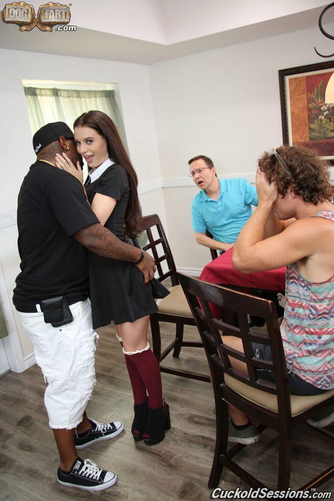 Lana Rhoades Cuckold Sessions scene