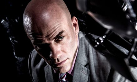 Derrick Pierce returns to role of Lex Luthor