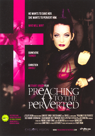 Preaching to the Perverted DVD