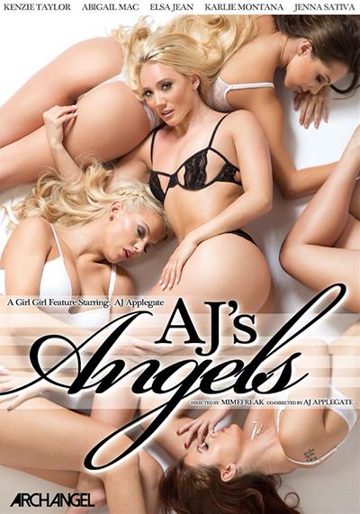 AJ's Angels, MimeFreak, Kenzie Taylor, ArchAngel, AJ Applegate, Booty Queen