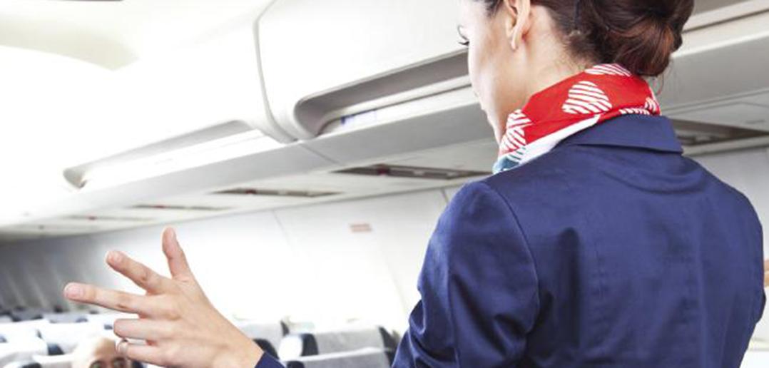 XHamster porn offer to TransAvia stewardess