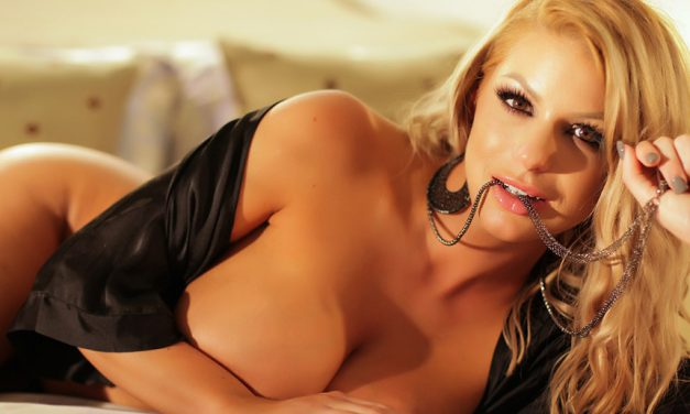 Brooklyn Chase stars in 2 New IR DVDs